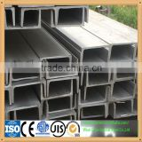 Big Sizes Metal Furring Stainless Steel Channel Bar Specifications