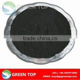 Wood based activated carbon for sugar color removal