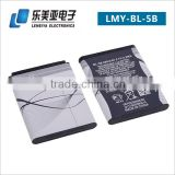 Wholesale Price Original BL-5B lithium Phone Battery for Nokia 3220 5140 5300 6020 6120C 7260 N90