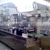 PLC control viscous liquid packaging machine for tomato paste/butter /honey/jam/chocolate