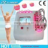 650/940nm laser diode i lipo laser slim machine PZ809B by PZ LASER. for beauty salon and clinic .