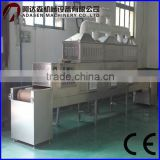 Industrial Tunnel Bamboo Shoots Microwave Dryer&sterilization Machine