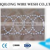Wholesale Customized Good Quality Razor Barbed Wire Mesh Fence