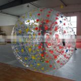 Hotsale rental tpu zorb ball for kids and adults