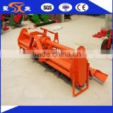 CE approved tractor 3-point rice rotary tiller with best price