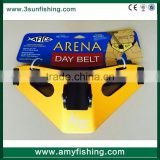 "8"" length gimbal fishing rod belt"