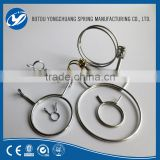 Spring Band Double Wire Hose Clip Hose Clamp