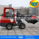 CS915 Euro III engine new style good hotsell Finland Sweden German front end hydraulic system new mini loader