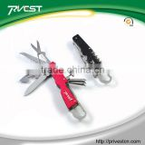 10 in 1 multifunction outdoor camping adventure Chinese wholesale multi function utility knives swiss pocket knives