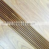 Hand-spined 65~70# Three Nodes Light Carbonized Bamboo Shafts