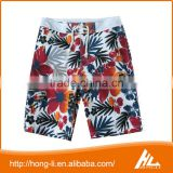 New style wholesale fashion quick dry swimming shorts men