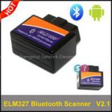 Bluetooth V2.0 ELM327 OBD2 Scanner Adapter