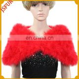 Fashion red wedding shawl