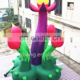 inflatable flower for event decoration