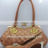 2013 beatiful women shoes and bag set