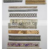 New hot fix rhinestone trimming for Hot shoe drill decoration