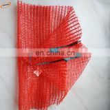 Polypropylene vegetable packing net bag production
