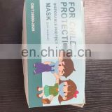 HENGE NON WOVEN  Daily Use Protective Children  Face Mask Perfect Fitting Manufacturer In China