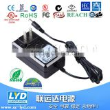 12v 1a CCTV monitoring power adapter LED strip lights adaptor with KC PSE SAA UL BS certifications