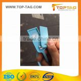 ISO15693 13.56Mhz passive PVC plastic rfid cable tie tag labels
