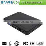 SHAREVDI Thin client PC station supports MS office browsing fast speed with certificate CE FCC ROHS