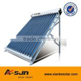 solar water heater glass three target vacuum tubes (manufactory & factory )                                                                         Quality Choice