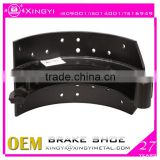 Brake shoe factory for mercedes truck spare parts/mercedes truck spare parts for benz/volvo