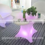 Led Bar Table with LED lamp and remote control