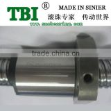 TBI ballscrews and nuts for roll milling machine produced by china factory directly in stock looking for distributors