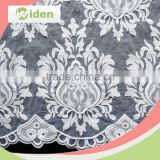 eco-friendly NYLON&POLY fabric organza with low price