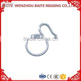 SS304 316 Pipe S hook/Factory Price Pipe S hook/All Size Available Pipe S Hook