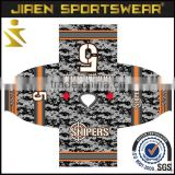 Best Dye Sublimation Custom Team Reversible Ice Hockey Jersey/goalie Shirts                                                                         Quality Choice