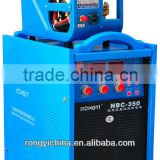 NBC350 Inverter IGBT CO2 shielded MIG wire welding machine