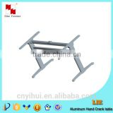 metal frame table metal workshop table hammered metal table