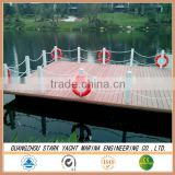 Best sale galvanized steel floating dock for sale