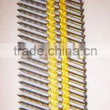21 Degree High Quality Plastic Strip Nail