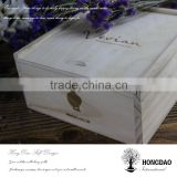 HONGDAO customized wooden perfume box price, new design customized wooden perfume box price for sale