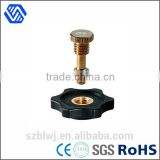 Furniture Hardware copper brass bolt manufacturer customized bolt nut