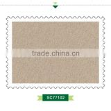 stock lot non woven wallpaper, mocha fashion plain wall paper for basement , beautiful wall sticker pattern