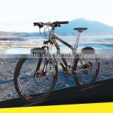"26"" 27.5'' full suspension aluminum MTB bicycle Mountain bicycle 30 speed lightweight mountain bicycle"
