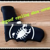 Woodproof cycling shoe covers