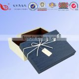 Hot sale jewelry paper packaging box,paper folding gift box