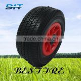 QUALITY PU FORM RUBBER WHEEL 4.00-4 /wheelbarrow tyre/ wheel barrow tyre tube/ cart tyre