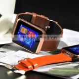 Bluetooth bracelet Smart watch with Mic &speaker vibration caller