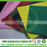 Anti-bacteria Spunbond PP Nonwoven fabric for Disposable Easy Wipe Table Cloths/Fancy Wedding Table Cloths