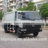 Good price Dongfeng large-capacity compactor waste compression trucks