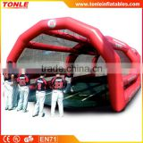 hot sale commercial inflatable golf net for sale