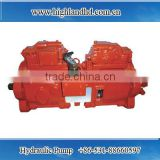 Famous brand k3v hydraulic pump for mini excavator