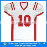 Custom Designed American Football Jerseys, Cougars team football uniforms for sale