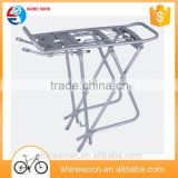 Transportation high quality wholesale bike spare parts luggage carrier